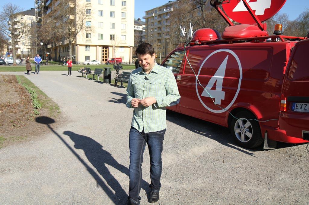 TV4 Nyhetsmorgon