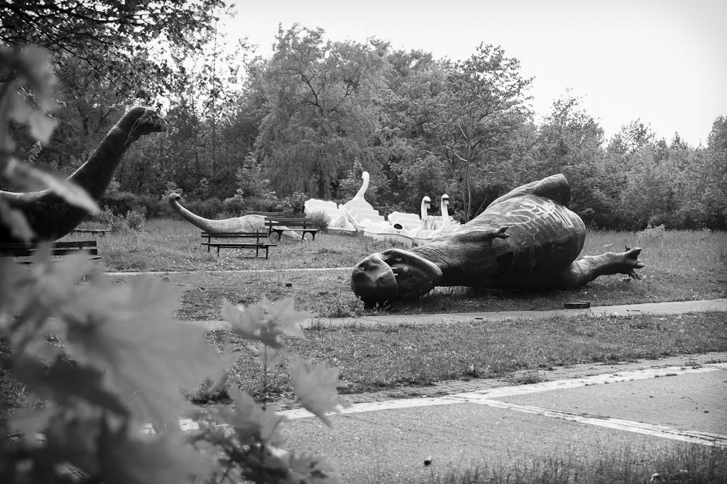 Panik i Treptower Park