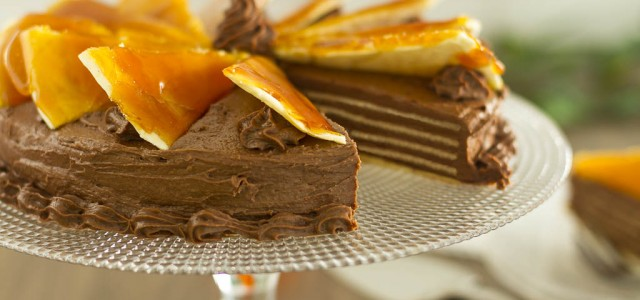Dobostårta – sött från Ungern