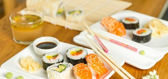 Gochisosama – det var en fest