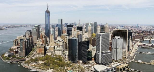 Ett kärt återseende – New York