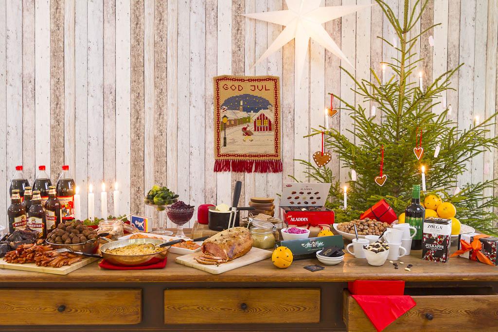 Julbordsannons