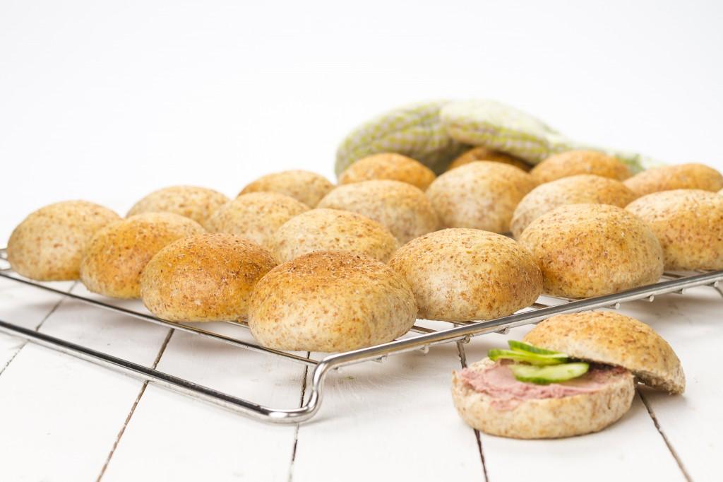 Enkla bröd att baka hemma