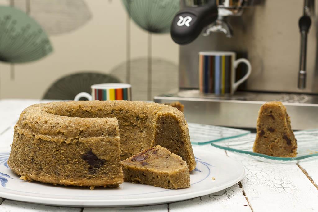 Anette Rosvalls Banan-, choklad-, och kaffekaka | Foto: Michael Krantz