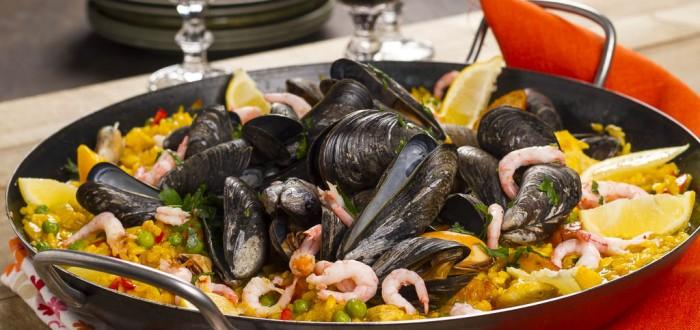 Paellans dag 27 mars – #paella