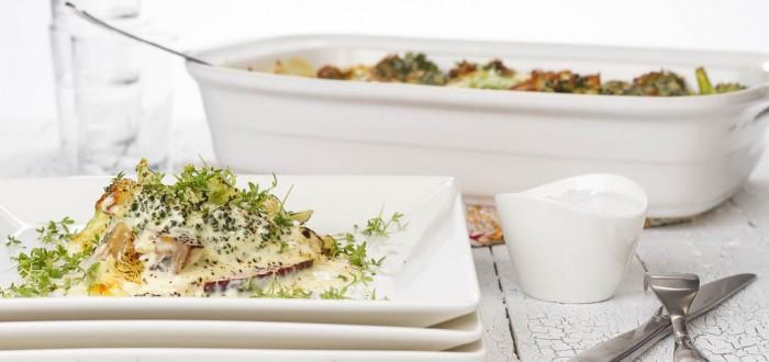 Broccoli – en nykomling