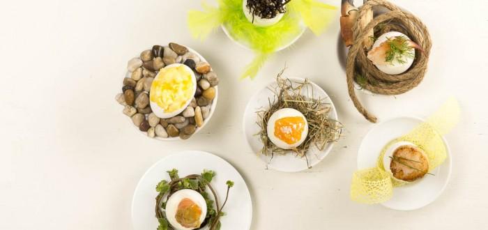 Lyxägg à la Kålltorp – äggstrainlägg om ägg