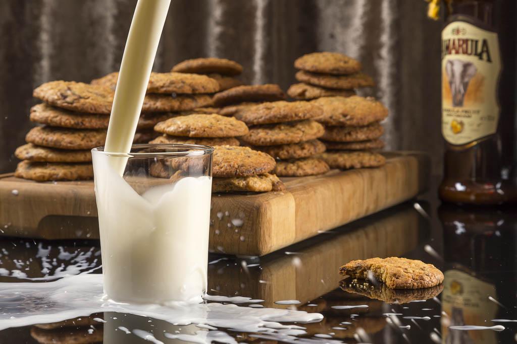 Ett glas mjölk tack | Foto: Michael Krantz