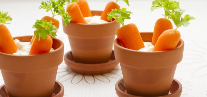Snacksmorötter i kruka – #morotensdag