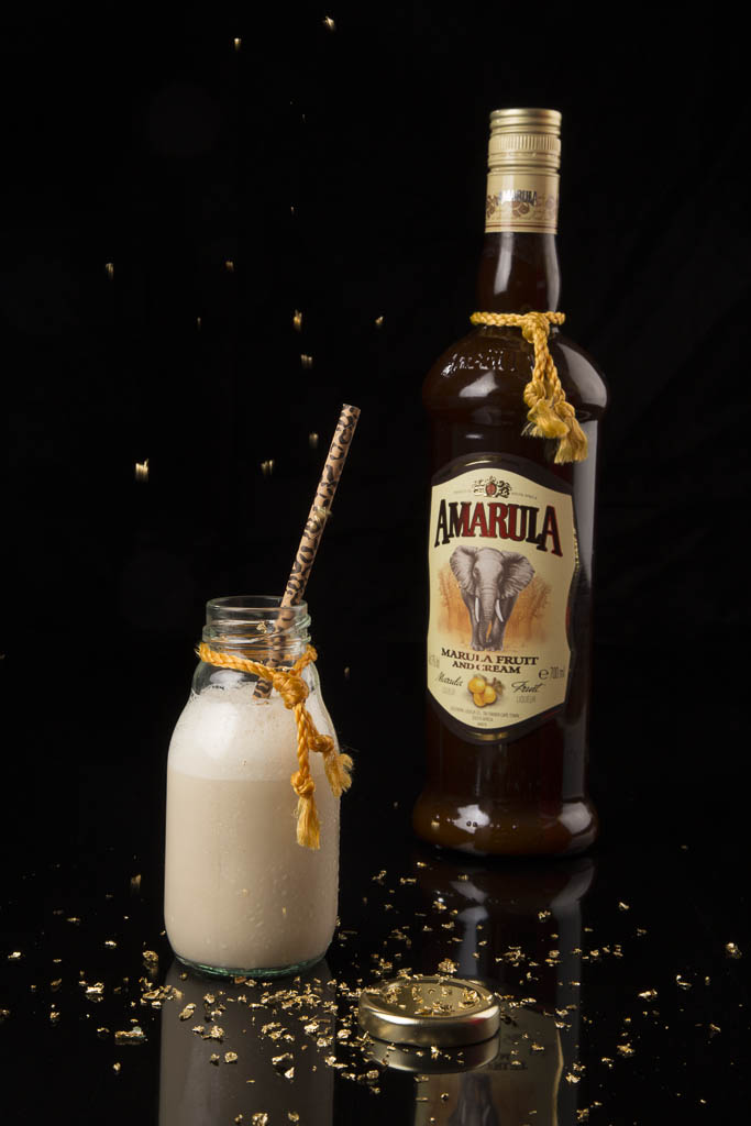 Amarula cream & Anthon Berg choklad | Foto: Michael Krantz