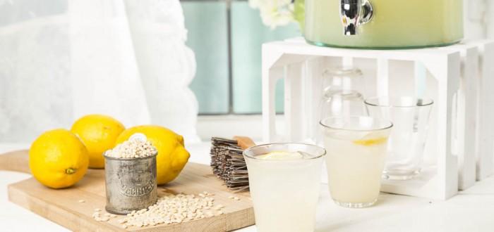 Drick mer lemonad och bli gammal?