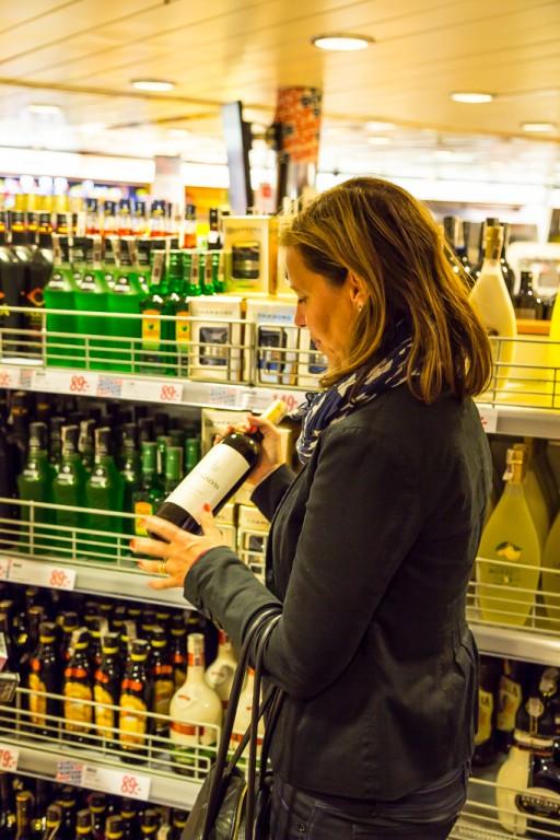 Det gäller att lyssna på rutinerade shoppare | Foto: Michael Krantz