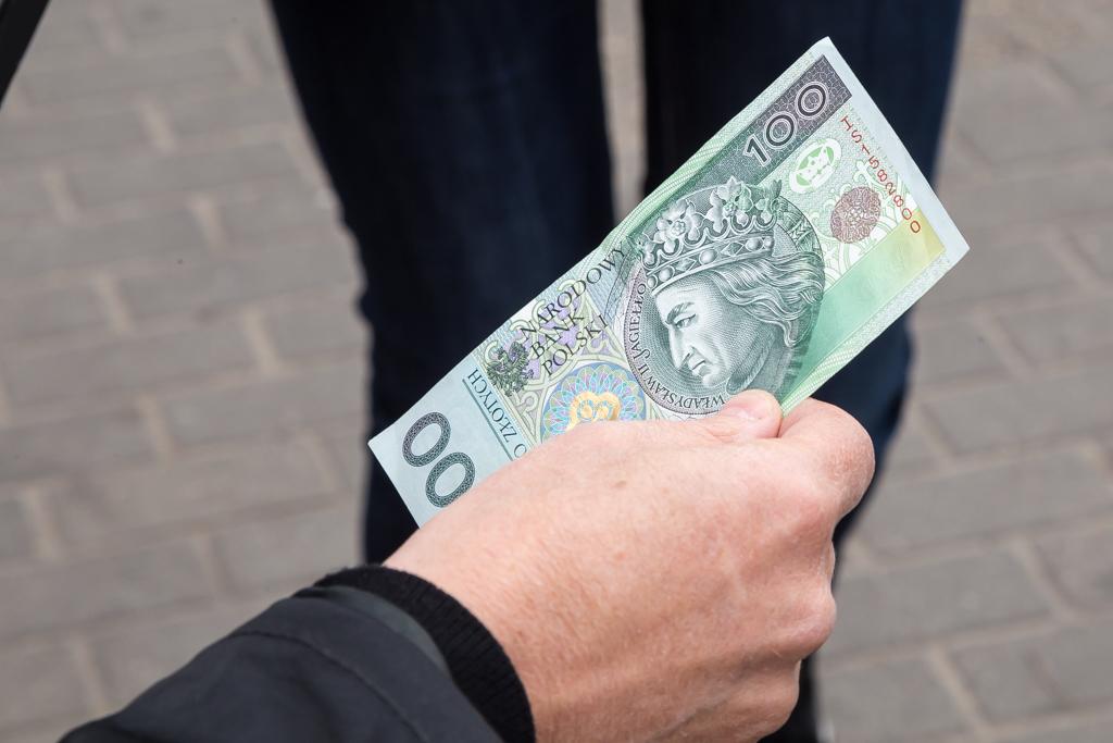 100 zloty | Foto: Michael Krantz