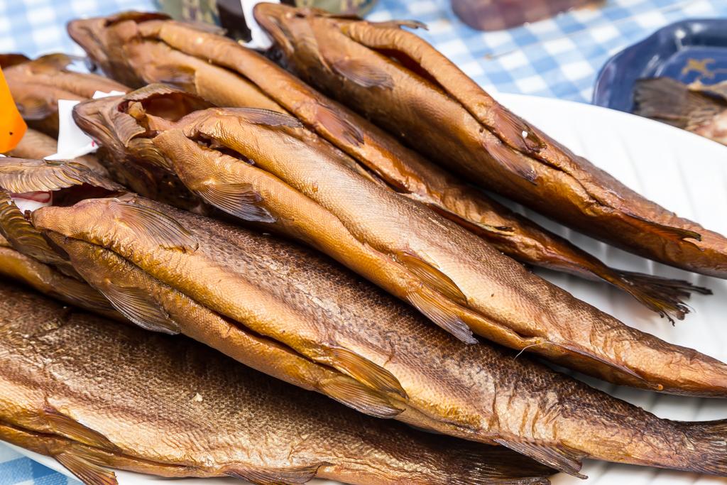 Rökt fisk i alla varianter | Foto: Michael Krantz