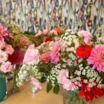 Blommor till dukning | Foto: Michael Krantz