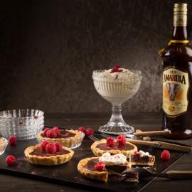 Chokladpaj med Amarula Cream | Foto: Michael Krantz