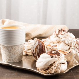 Maränger med Amarula Cream | Foto: Michael Krantz