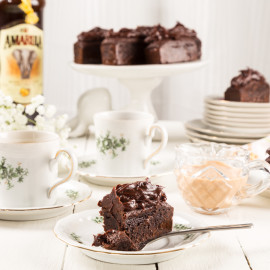 Brownies med Amarula Cream | Foto: Michael Krantz