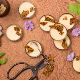 Panna cotta med Amarula Cream | Foto: Michael Krantz