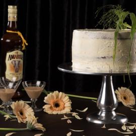 Semi naked cake med Amarula Cream | Foto: Michael Krantz