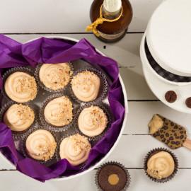 Cupcakes med Amarula Cream | Foto: Michael Krantz