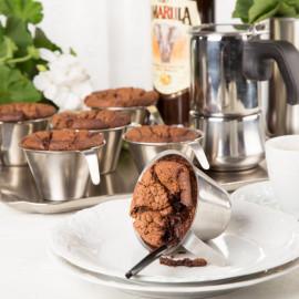 Chokladfondant med Amarula Cream | Foto: Michael Krantz